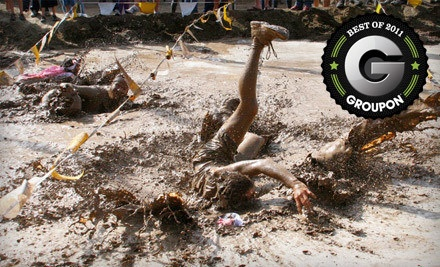 1 Race Registration (a $40 value) - The Dirty Dash in Pleasant Hill