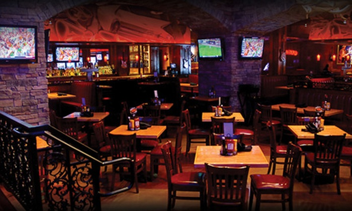 Cadillac Ranch - Downtown Indianapolis: $20 for $40 Worth of Grilled Fare at Cadillac Ranch