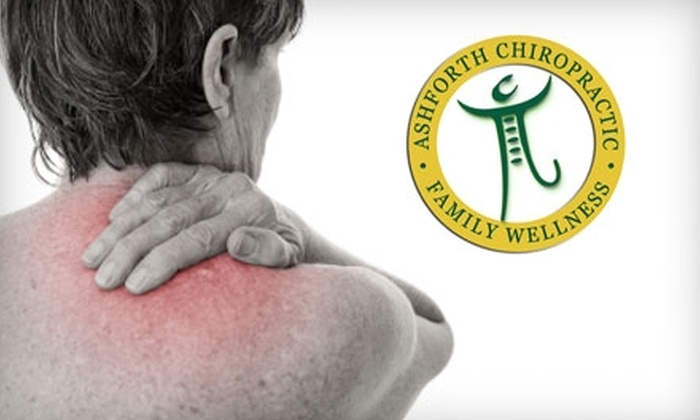 Ashforth Chiropractic Family Wellness Center - North Raleigh: $39 for Consultation, Exam, X-Rays, and 30-Minute Massage at Ashforth Chiropractic Family Wellness Center ($240 Value)