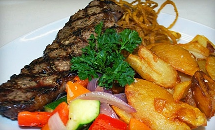 $30 Groupon to Caddy's Steakhouse - Caddy's Steakhouse in Barrie