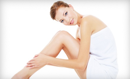 6 Laser Hair-Removal Treatments on a Small Area (up to a $600 value) - Body & Soul Clinic  in Vaughan