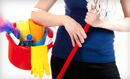 One 2-Hour House Cleaning Session (a $119 value) - Green Maids in