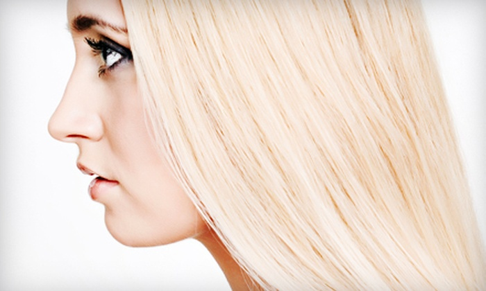 Salon 21 - Patty Jewett: One or Three Brazilian Blowout Treatments at Salon 21 (Up to 69% Off)