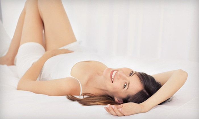The Skin Your In - Oliver: $45 for Waxing Package for Legs, Underarms, Brows, and Lip at The Skin Your In ($99 Value)