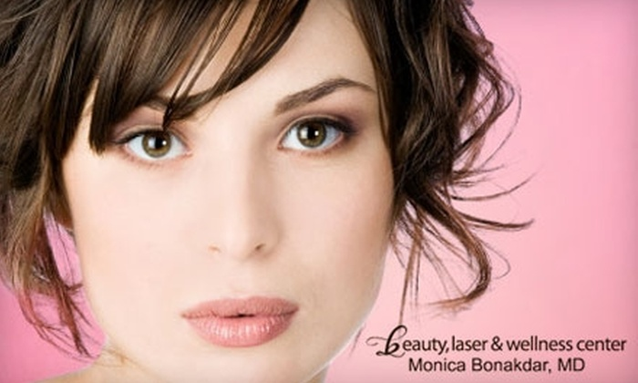Beauty, Laser & Wellness Center - Corona Del Mar: $40 for a Glycolic Facial Peel and a $50 Voucher for Additional Services at Beauty, Laser & Wellness Center in Corona Del Mar ($150 Value)
