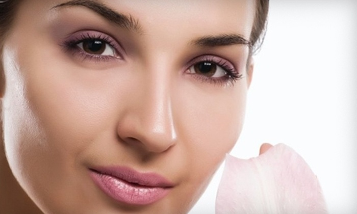 Savarna Threading & Beauty Studio - Multiple Locations: $10 for Eyebrow and Upper-Lip Threading at Savarna Threading & Beauty Studio ($20 Value). Three Locations Available.