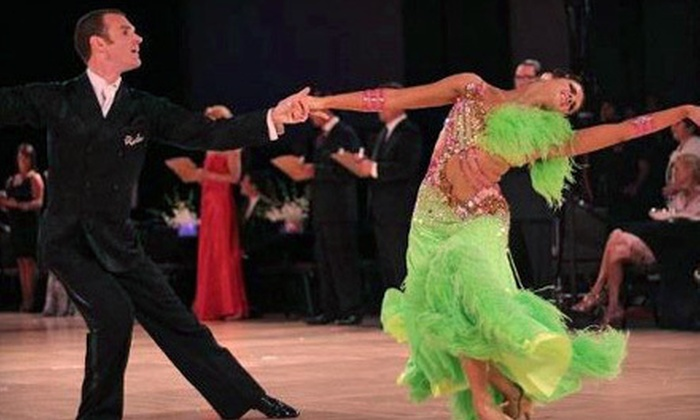 Champion Ballroom Academy - Hillcrest: 5 or 10 Group Dance Lessons or 3 Private Dance Lessons for Two at Champion Ballroom Academy (Up to 58% Off)