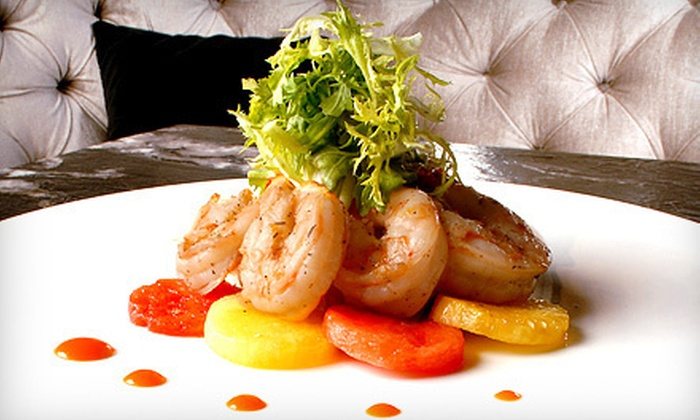DUO Restaurant & Lounge - Midtown South Central: $35 Worth of Contemporary American Food