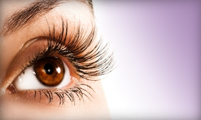 Robbins Eye Center - Fairfield County: $188 for Vera Wang Sunglasses and One Month of Latisse Treatment at Robbins Eye Center in Bridgeport ($377 Value)