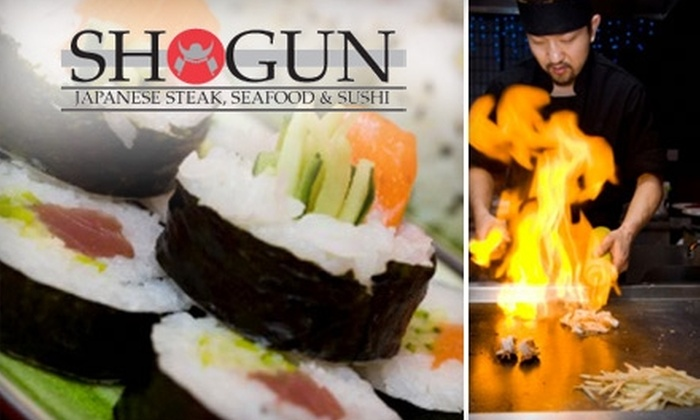 Shogun - East Louisville: $17 for $35 Worth of Japanese Cuisine and Drinks at Shogun