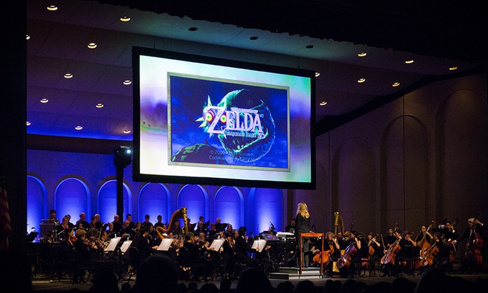 The Legend of Zelda: Symphony of the Goddesses - Milwaukee: The Legend of Zelda: Symphony of The Goddesses: Master Quest on Saturday, November 19, at 8 p.m.
