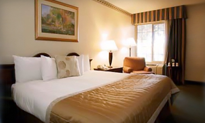 Baymont Inn & Suites Salt Lake City - Multiple Locations: $82 for a One-Night Hotel Package for Two at Baymont Inn & Suites Salt Lake City (Up to $174 Value)
