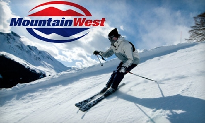 Mountain West - SoMa: $35 for $70 Worth of Ski and Snowboard Products, Rentals, and Services at Mountain West