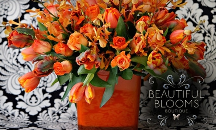 Beautiful Blooms Boutique - Northern Liberties/ Fishtown: $30 for $60 Worth of Floral Arrangements at Beautiful Blooms Boutique