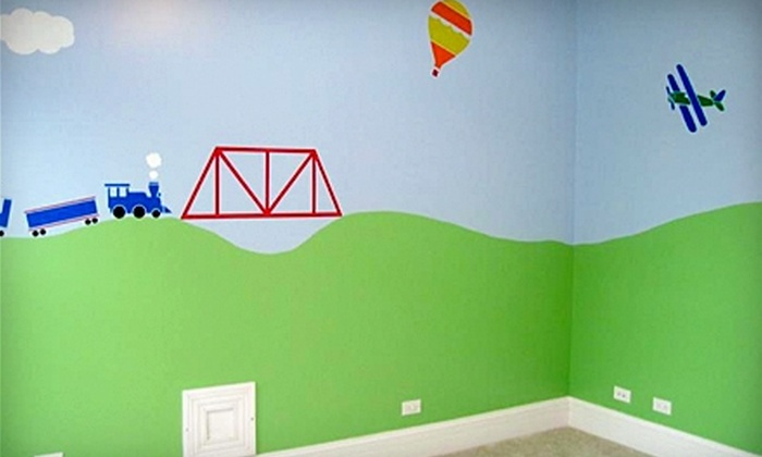 Your Painters - Chicago: $99 for One Room of Painting from Your Painters ($225 Value)