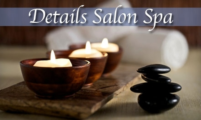 Details Salon Spa - Murrysville: $35 for a Custom Corrective Facial at Details Salon Spa in Murrysville ($75 Value)