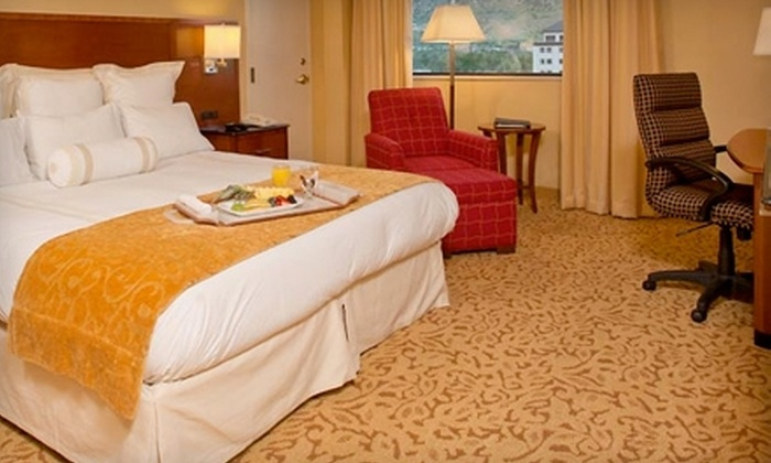Provo Marriott Hotel - Provo: $79 for a One-Night Stay at the Provo Marriott Hotel (Up to $159 Value)
