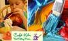 Café Kiln - Oldsmar: $12 for $25 Worth of Custom Ceramics at Café Kiln