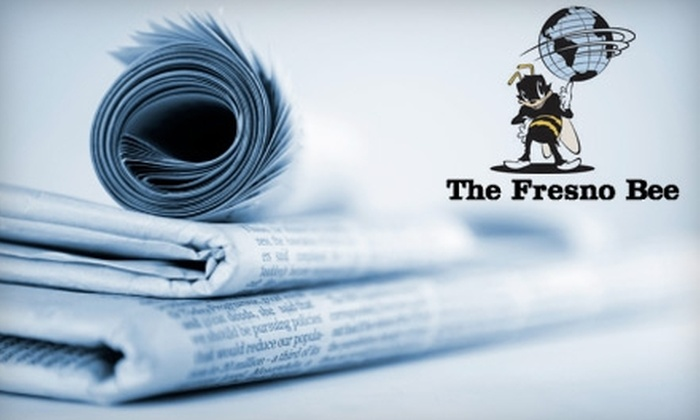 The Fresno Bee: $20 for a One-Year Weekend Subscription to The Fresno Bee ($117 Value)