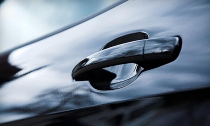 JetStream Car Wash - Littleton: $39 for Five Ultimate Car Washes at JetStream Car Wash in Littleton ($100 Value)