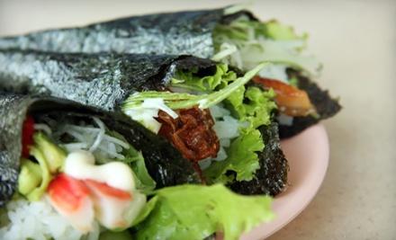 $25 Groupon to Yokozuna Sushi - Yokozuna Sushi in Ashland