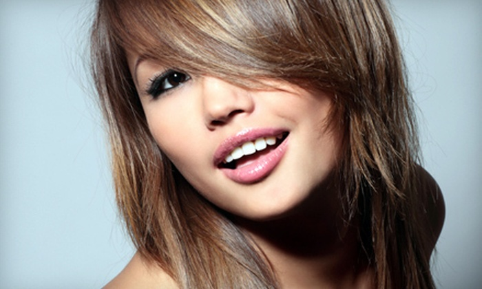 Salon Amarti - Old Town: $75 Toward Hair Services