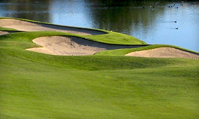 New Gatineau Golf Club - District de Deschenes: $45 for an 18-Hole Golf Outing for Two at New Gatineau Golf Club in Aylmer (Up to $96 Value)
