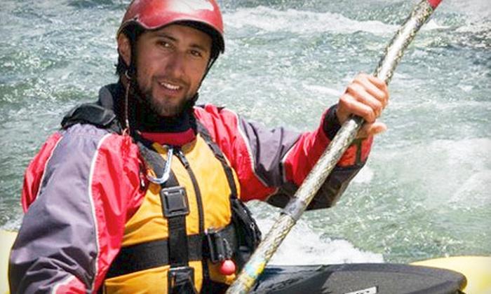 Alaska Kayak Academy - Matanuska-Susitna: $30 for a Two-Hour Beginner's Kayaking Class from Alaska Kayak Academy in Wasilla ($65 Value)
