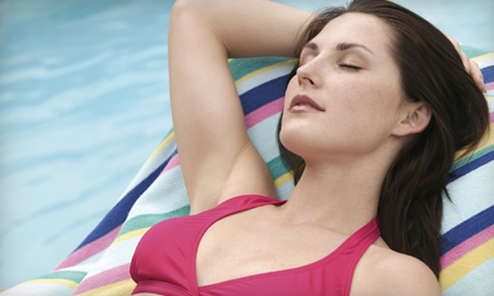 Pure Day Spa - Frisco: Six Laser Hair-Removal Treatments at Pure Day Spa in Frisco