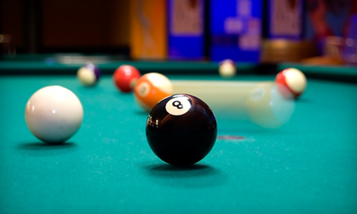 Willow Billiards - Hoboken: Two-Hour Pool Outing with Draft Beers for Two or Four at Willow Billiards in Hoboken (Up to 62% Off)