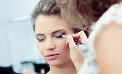 image for Two-Hour Make-Up Masterclass with a Gift at GMB, Multiple Locations (79% Off)