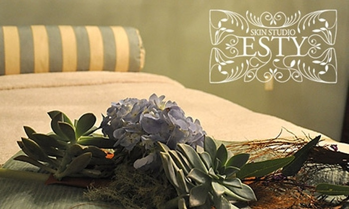 Esty Skin Studio - Central East Austin: $8 for a Lip and Eyebrow Wax from Esty Skin Studio ($20 Value)