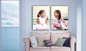 Taller Visual: Desde $139 por fotolienzo en tamaño a elección más delivery en Taller visual