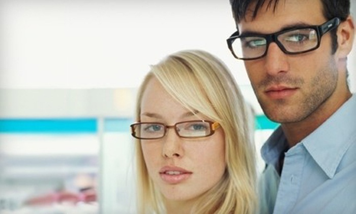 Gerry Optical - Multiple Locations: $40 for $200 Worth of Prescription Lenses and Frames at Gerry Optical