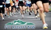 Fit Right Northwest - Multiple Locations: $25 for $50 Worth of Running Shoes, Apparel, and More at Fit Right Northwest
