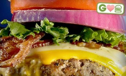 BGR The Burger Joint  - BGR The Burger Joint in Clemson