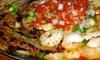 Bandito's Burrito Lounge - The Museum District: $10 for $20 Worth of Mexi-Cali Cuisine at Bandito's Burrito Lounge