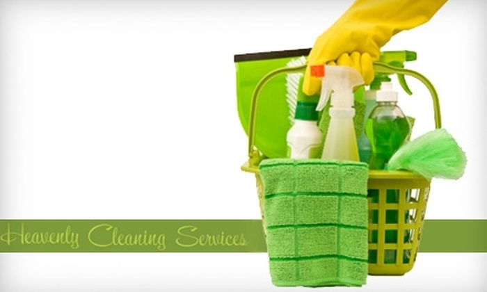 Heavenly Cleaning Services - French Quarter: $49 for Four Hours of House Cleaning and 25% Off Follow-Up Services from Heavenly Cleaning Services ($240 Value)