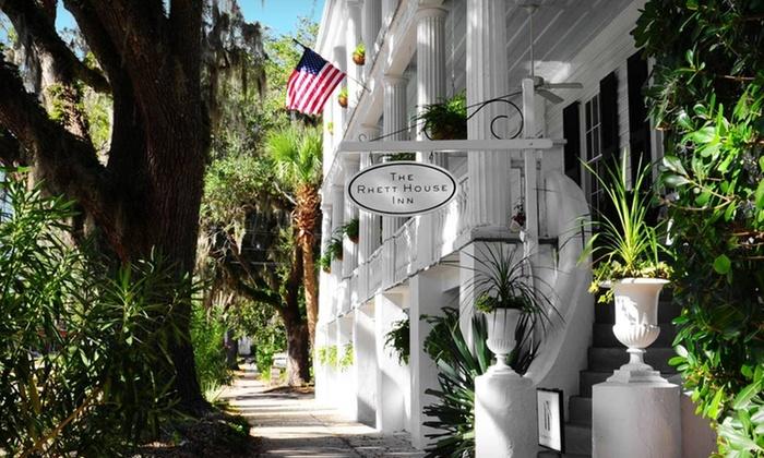 Rhett House Inn - The Bluff: One- or Two-Night Stay at The Rhett House Inn in South Carolina