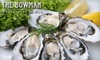 The Bowman Restaurant & Pub - Carney: $15 for $30 Worth of American Seafood and Drinks at The Bowman Restaurant & Pub