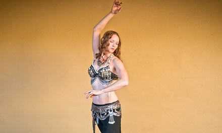 Two or Five Belly-Dancing Classes at Belly Dance Tucson (Up to 54% Off)