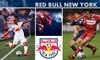 New York Red Bulls - New York City: $16 Midfield Seat for New York Red Bulls  vs. Toronto FC on October 24 ($49 Value)