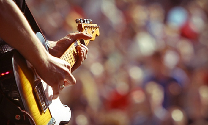 Country Throwdown - DTE Energy Music Theater: $45 for Country Throwdown with Gary Allan for Two at DTE Energy Music Theater on June 1 (Up to $91.50 Value)