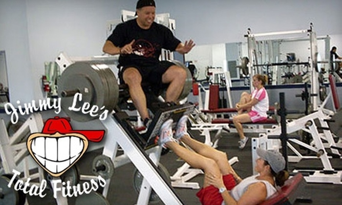 Jimmy Lee's Total Fitness - Tulsa: $49 for Three Months of Boot Camp and General Gym Membership ($540 Value), or $25 for a Professional Massage ($60 Value) at Jimmy Lee's Total Fitness