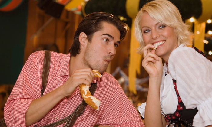 Quassy Amusement Park - Quassy Amusement Park: Oktoberfest Package with Rides, Dinner, and Beer for 1, 2, or 4 at Quassy Amusement & Waterpark (Up to 40% Off)