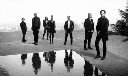 Train with Special Guests The Fray and Matt Nathanson on Friday, July 24 (Up to 55% Off)