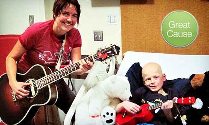 The University of Chicago Medicine Comer Children's Hospital - Hyde Park: $10 Donation to Help Fund Kids' Music Therapy