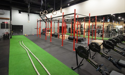 Gym Package for One or Two at Pure Motivation Fitness (Up to 88% Off)