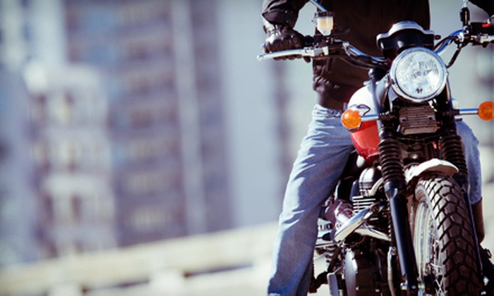 EagleRider - SoMa: One-, Three-, or Seven-Day Motorcycle Rental from EagleRider (Up to Half Off)