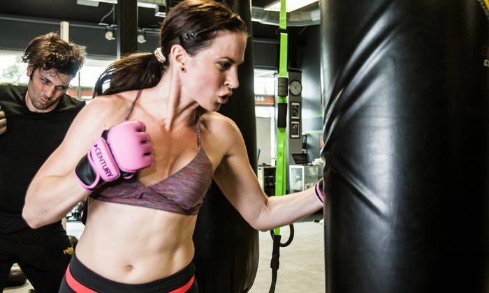 Primal Kickboxing - Golden Triangle: Boxing, Kickboxing, and Submission Wrestling at Primal Kickboxing (Up to 68% Off)